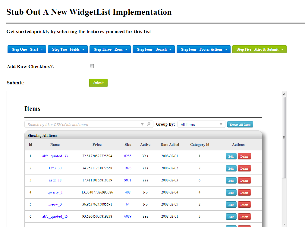 File: README — Documentation for widget_list (1 3 7)